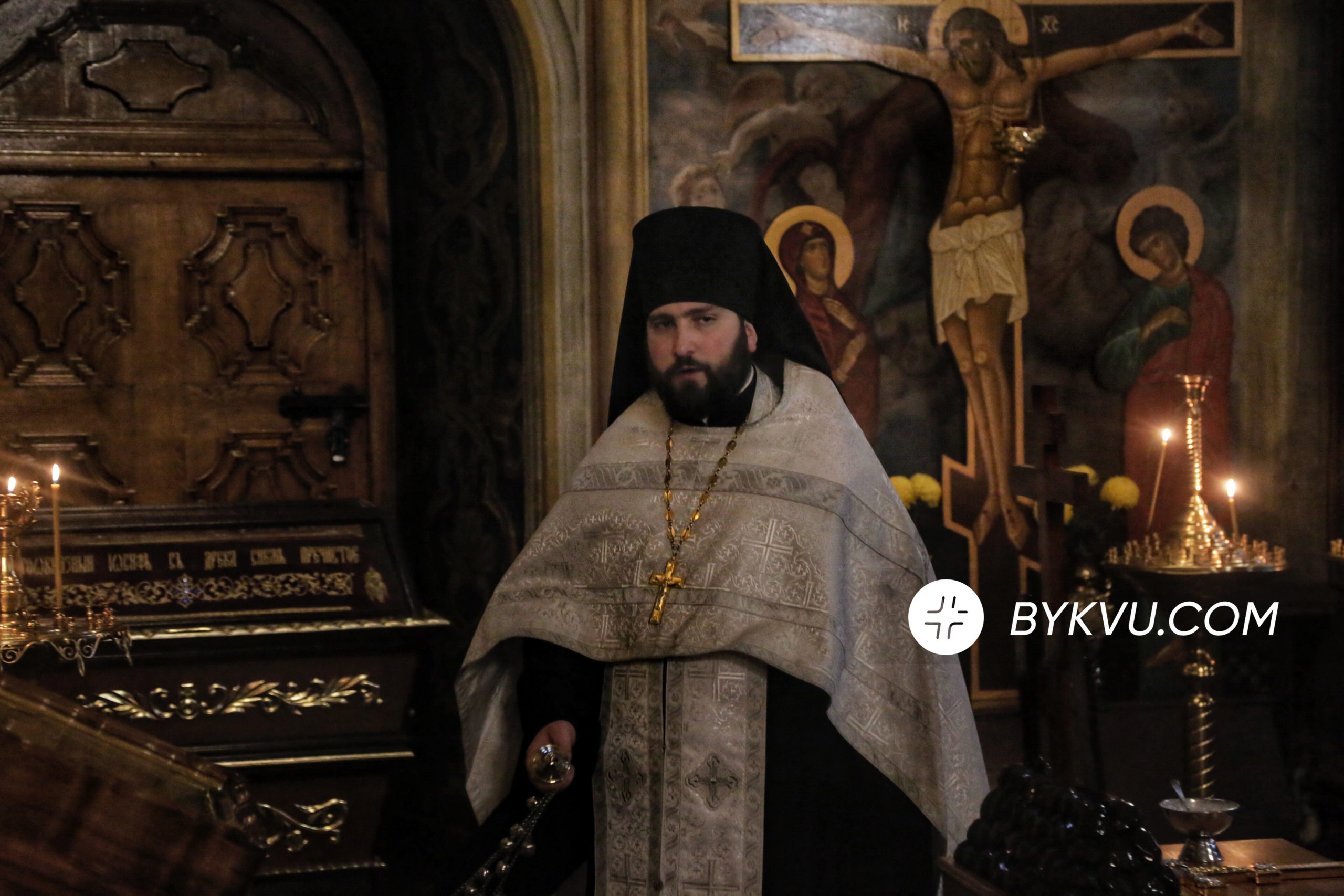 панихида_Роман Бондаренко_ собор