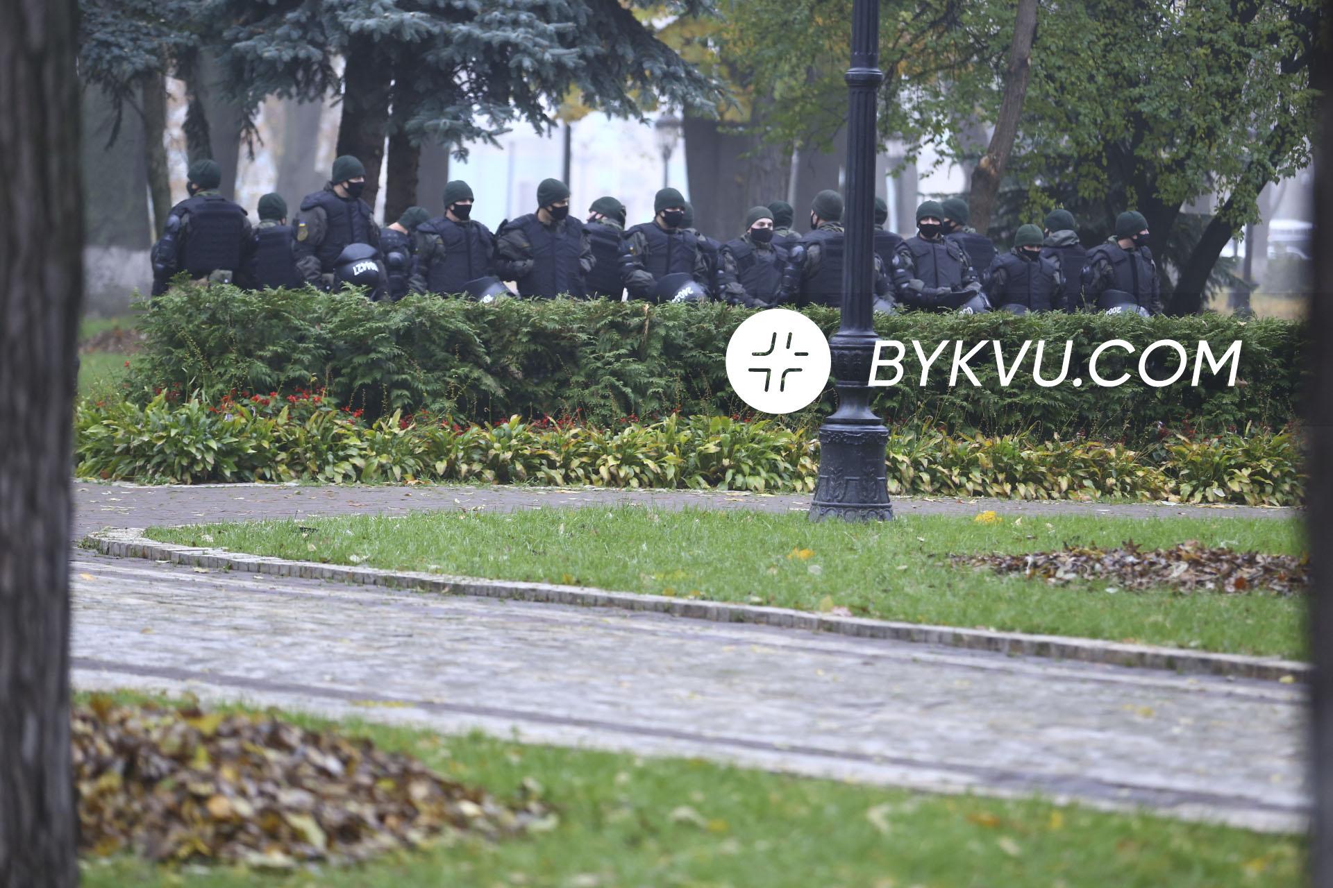 мітинг SaveФОП