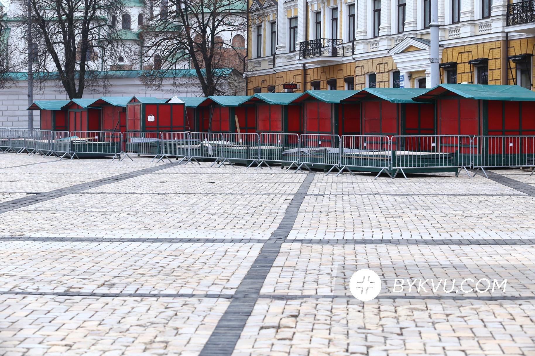 Ялинка в Києві