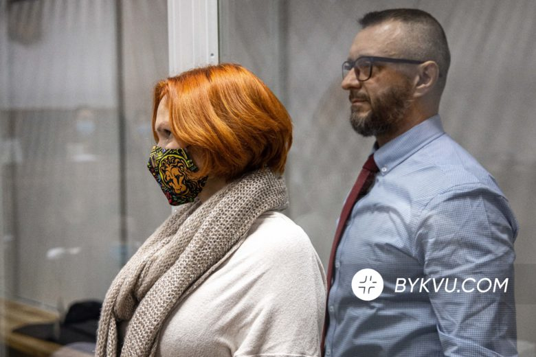 Антоненко в суді