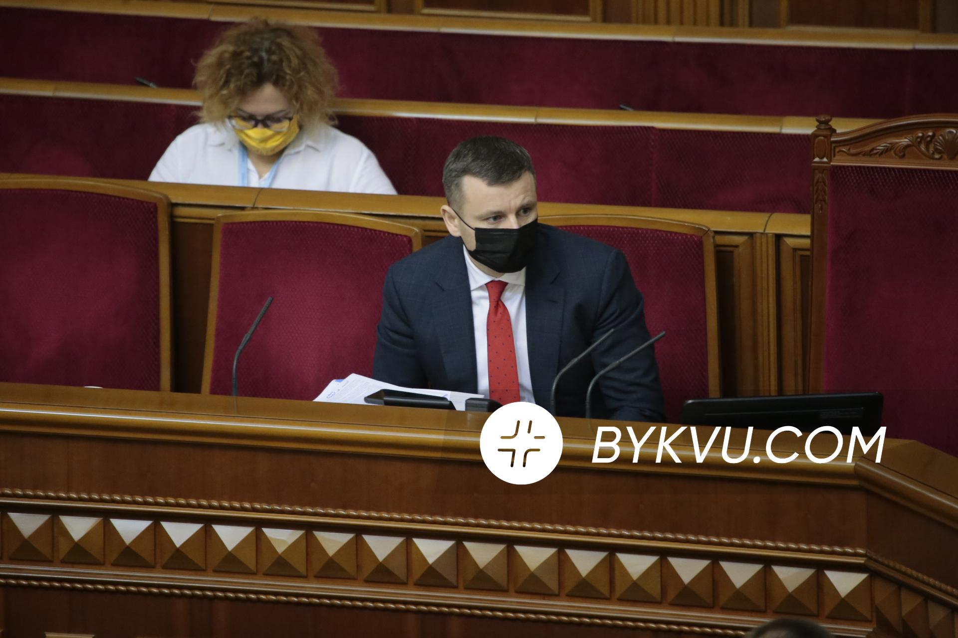 Міністр фінансів Марченко