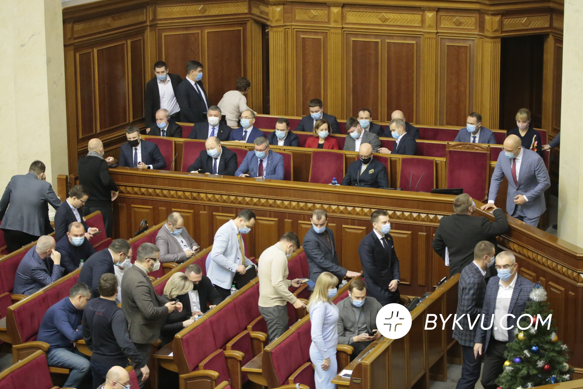 Верховна Рада 18 грудня
