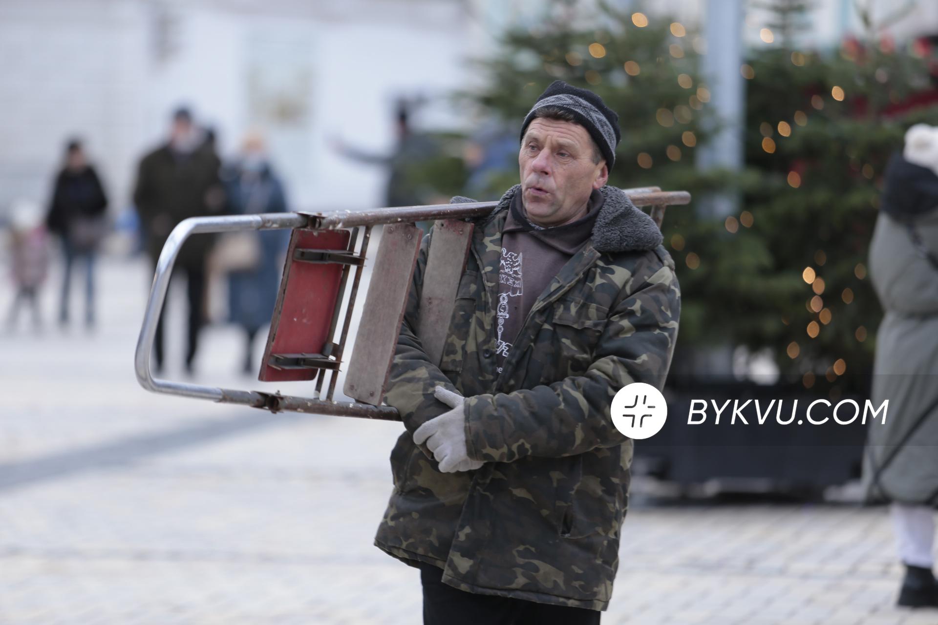 Локдаун у Києві