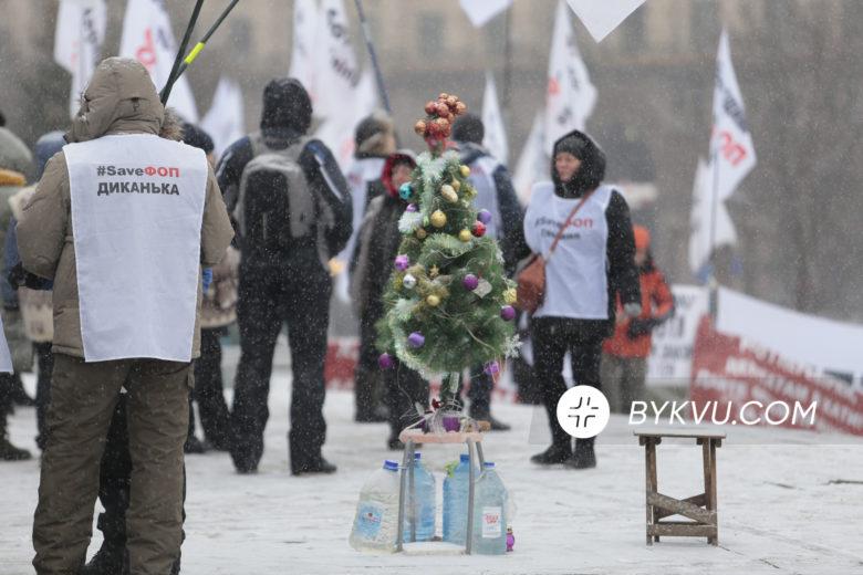Сніг у Києві