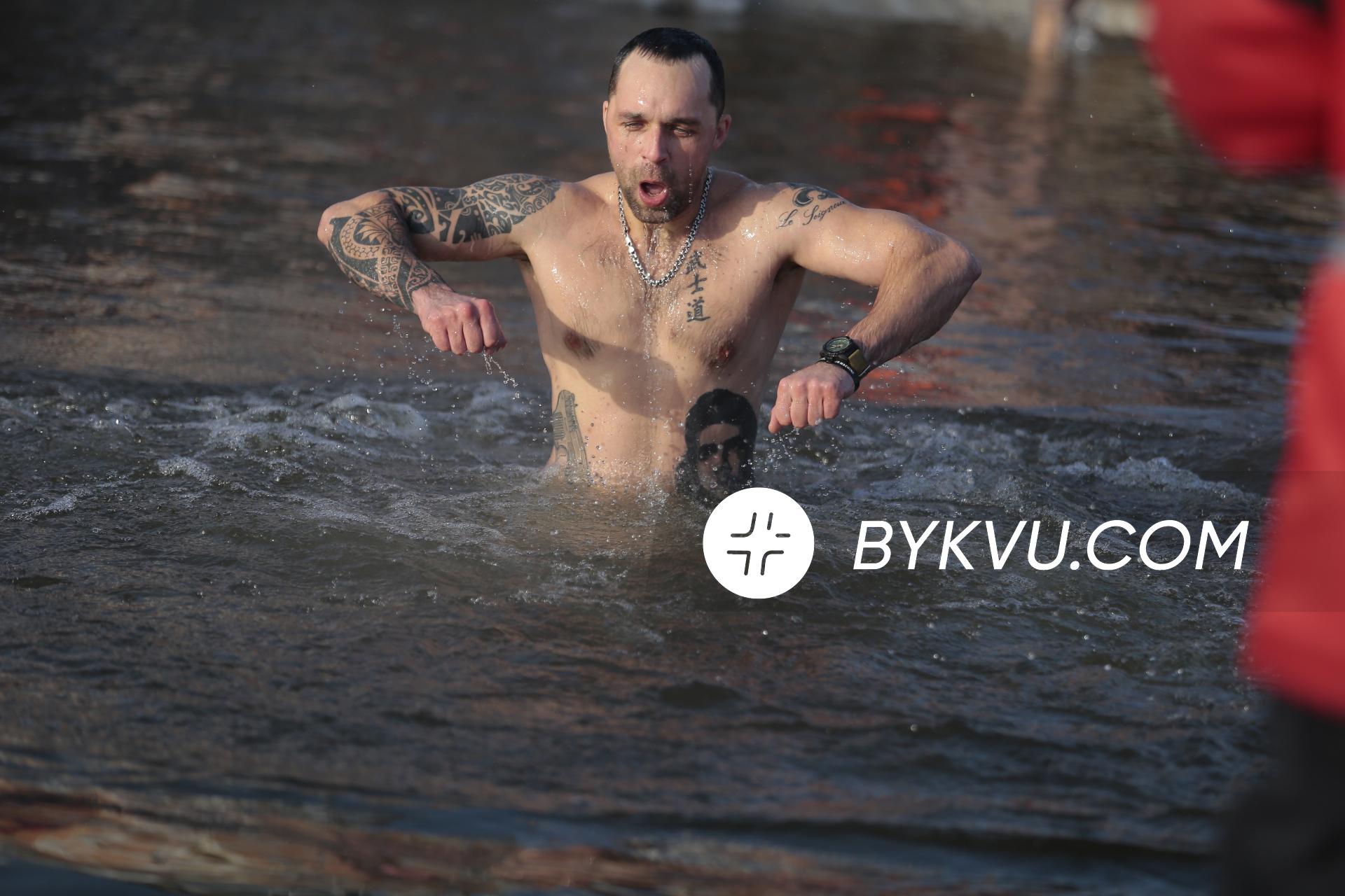 Водохреще_Оболонь
