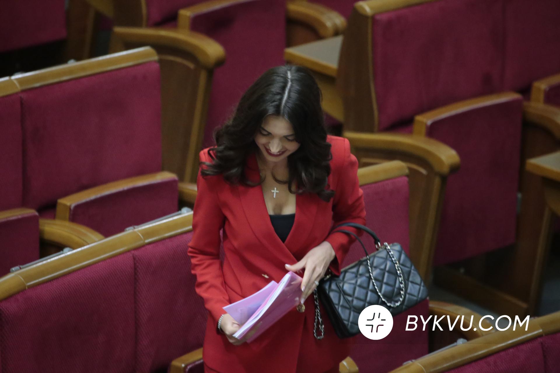 Верховна Рада 27 січня