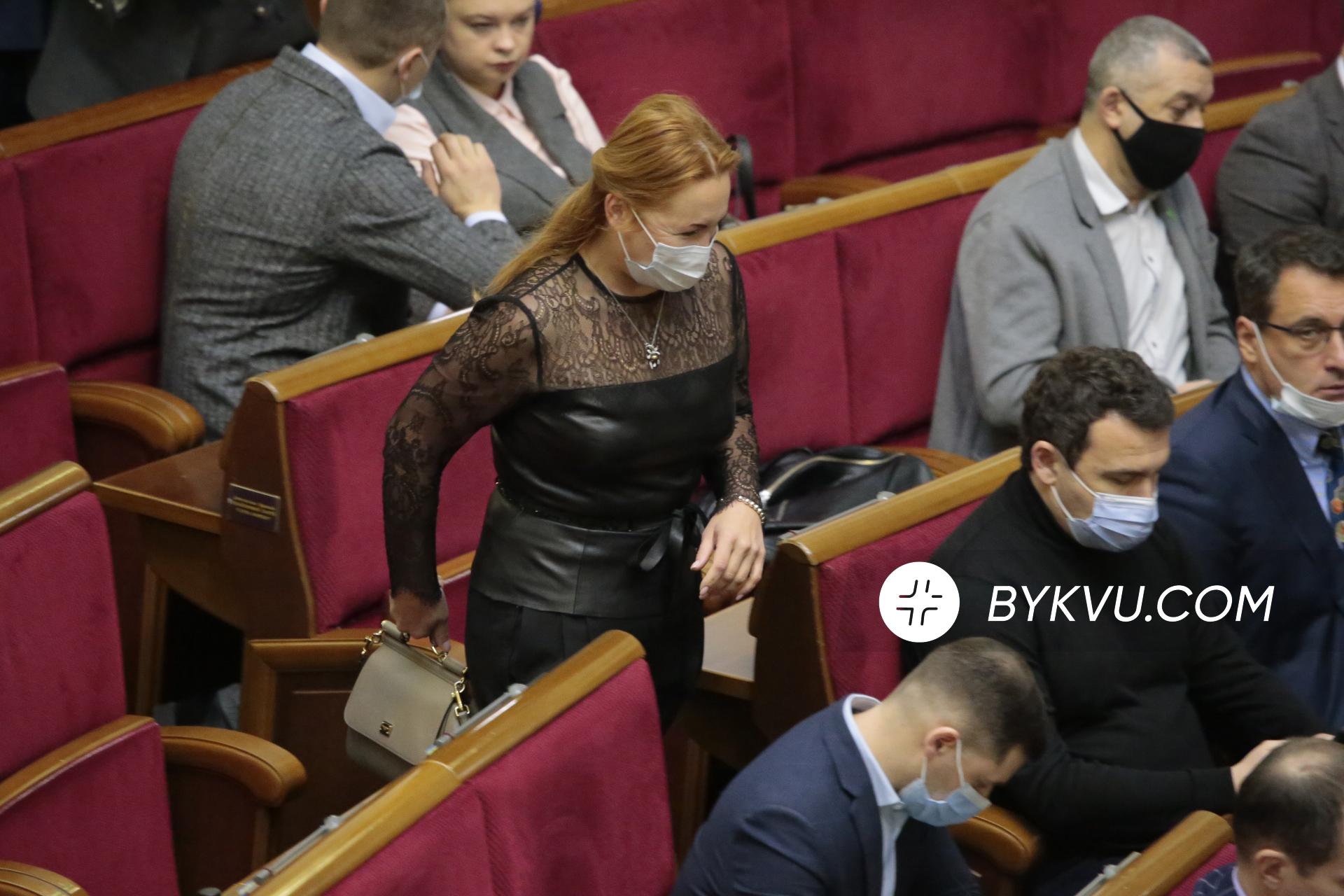 Верховна Рада 28 січня