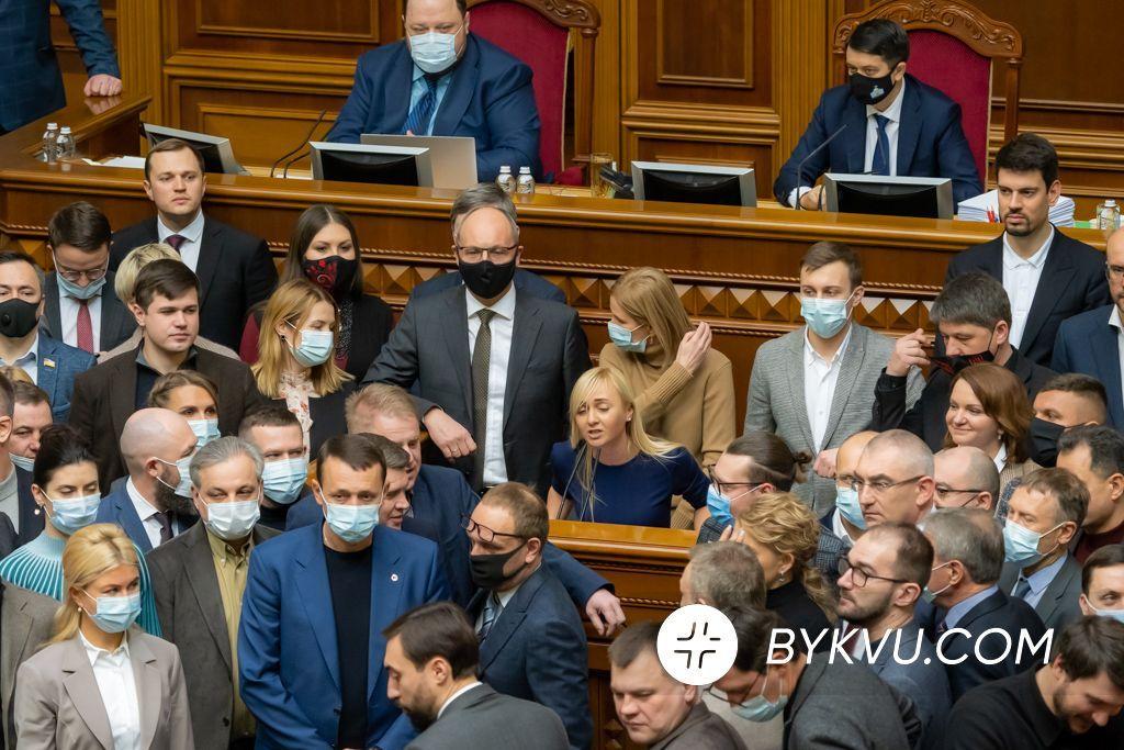 Верховна Рада 17 лютого