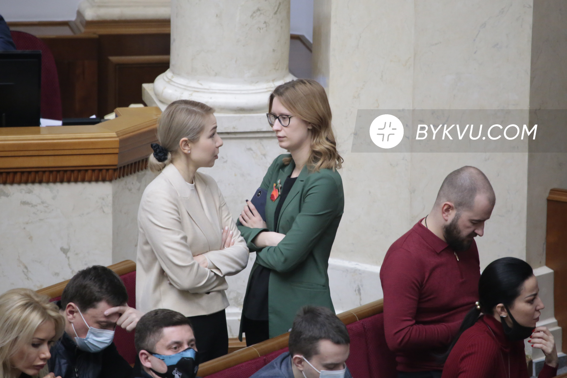 Верховна Рада 19 лютого