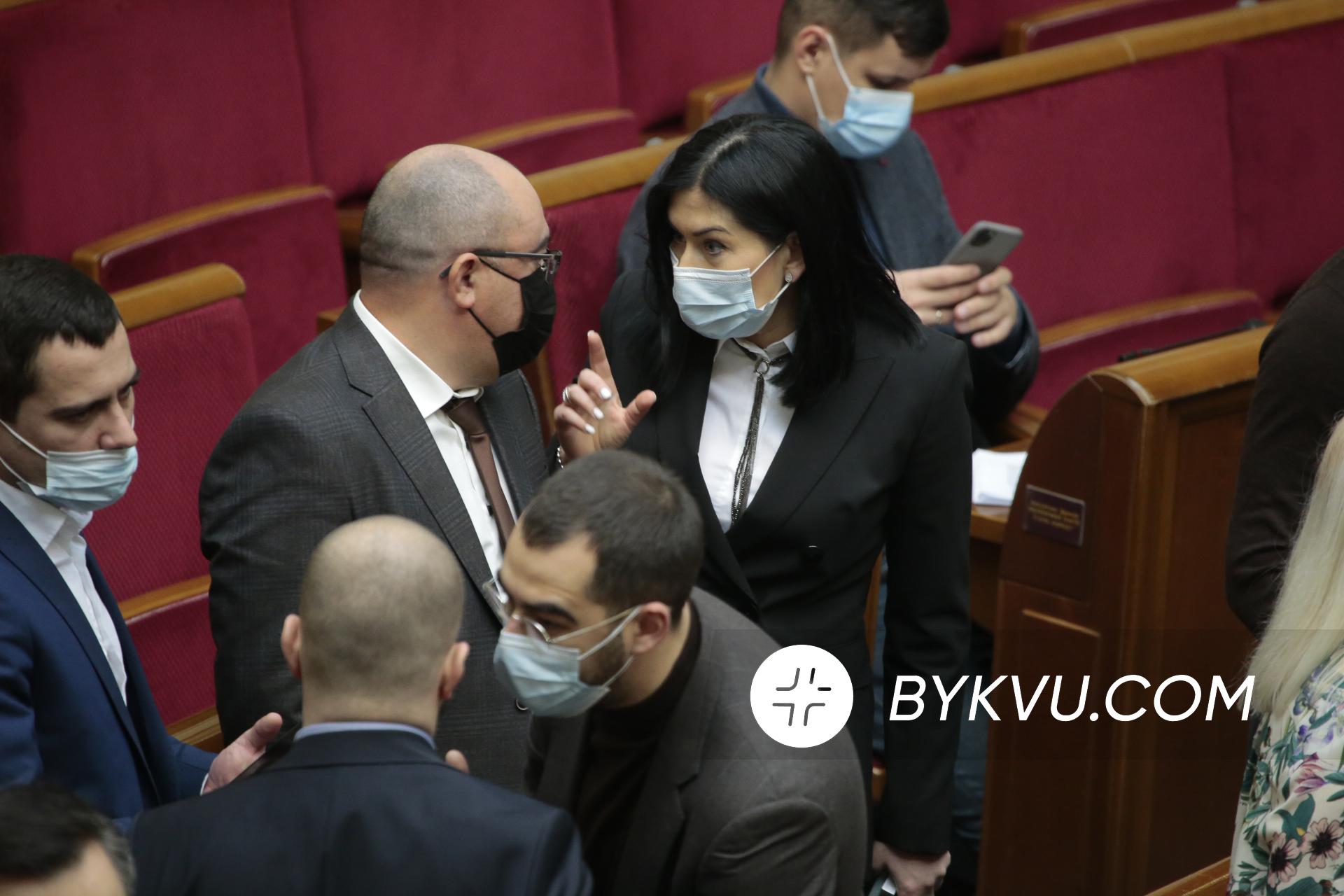 Верховна Рада 16 березня