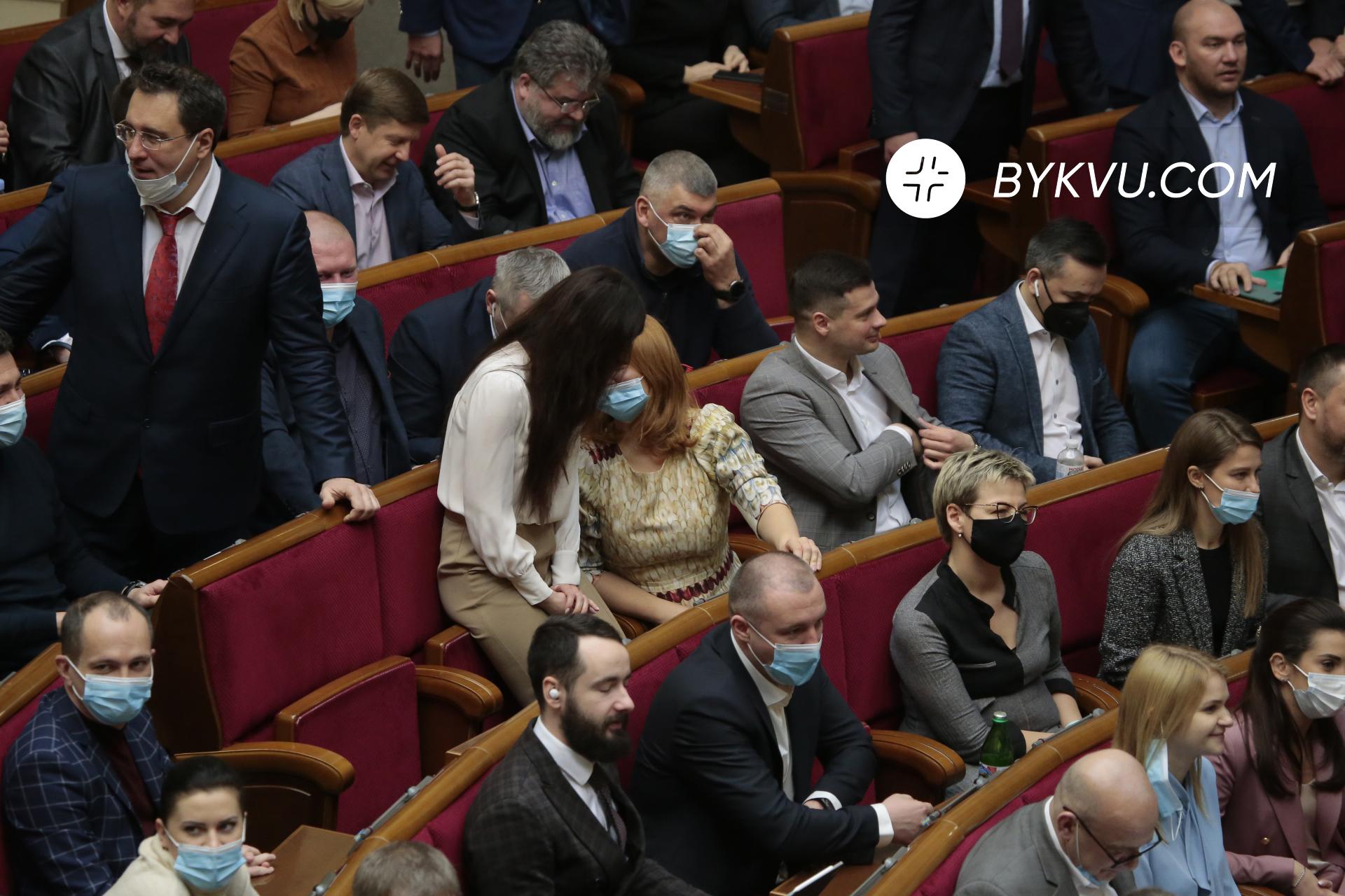 Верховна Рада 18 березня