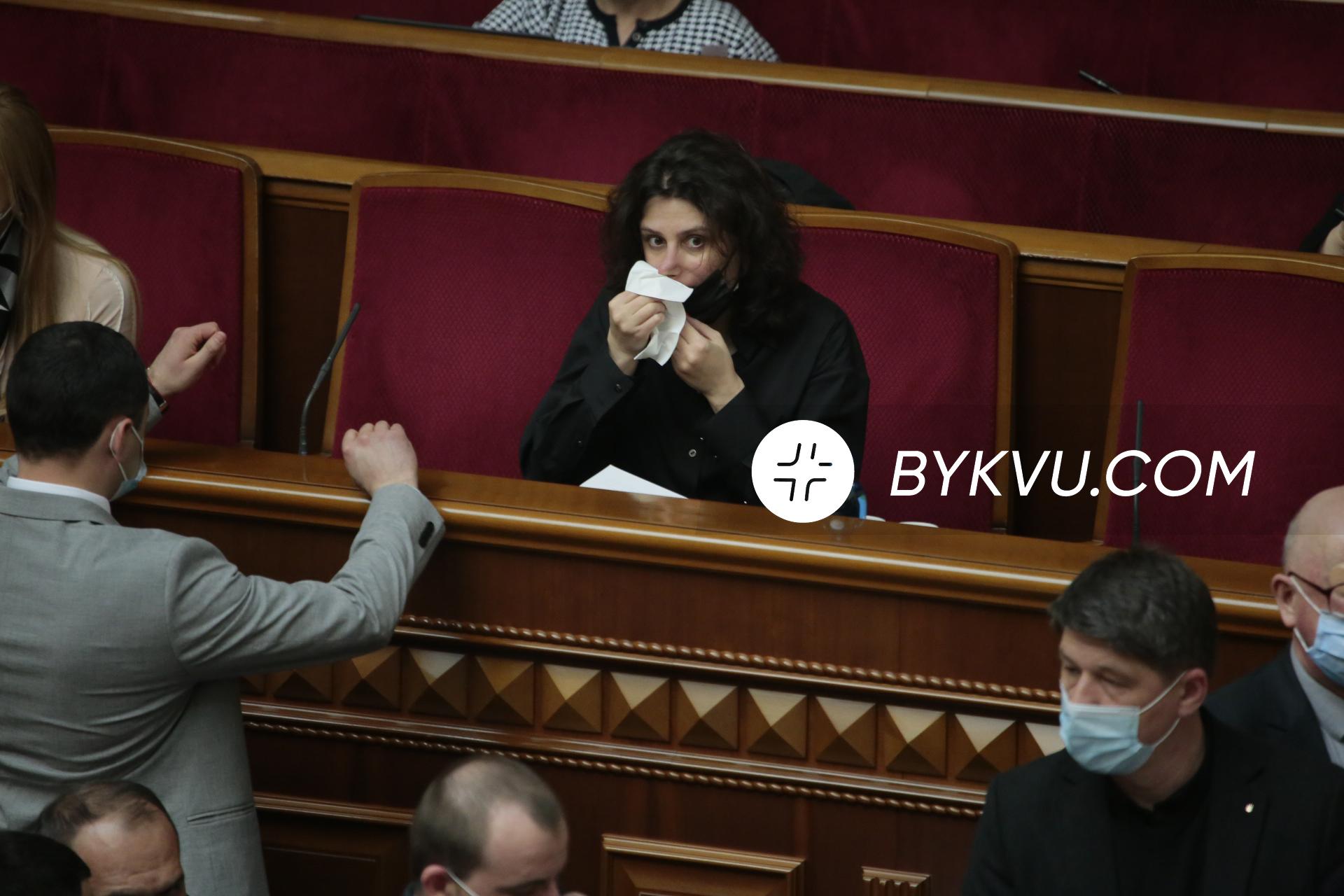 Верховна Рада 30 березня