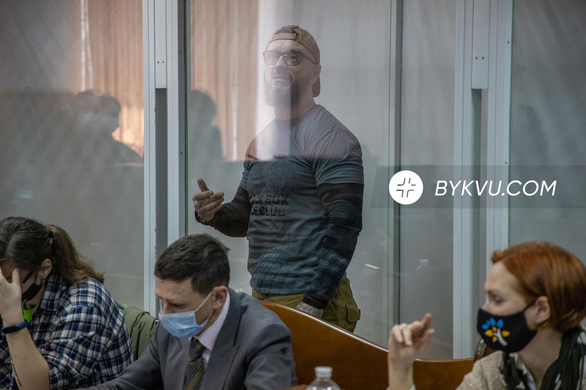 Справа Шеремета. Антоненко