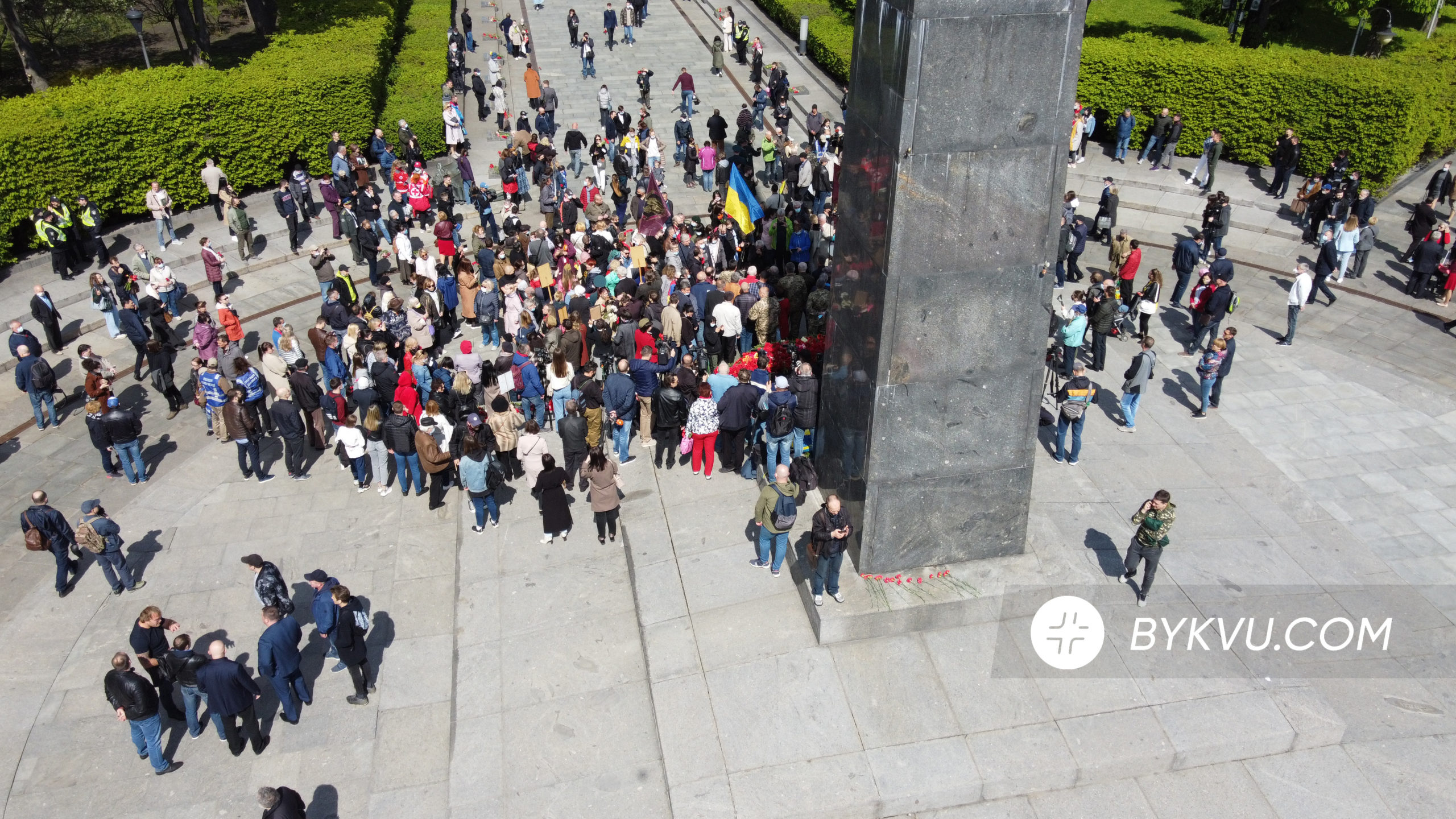 Парк Слави_9 травня