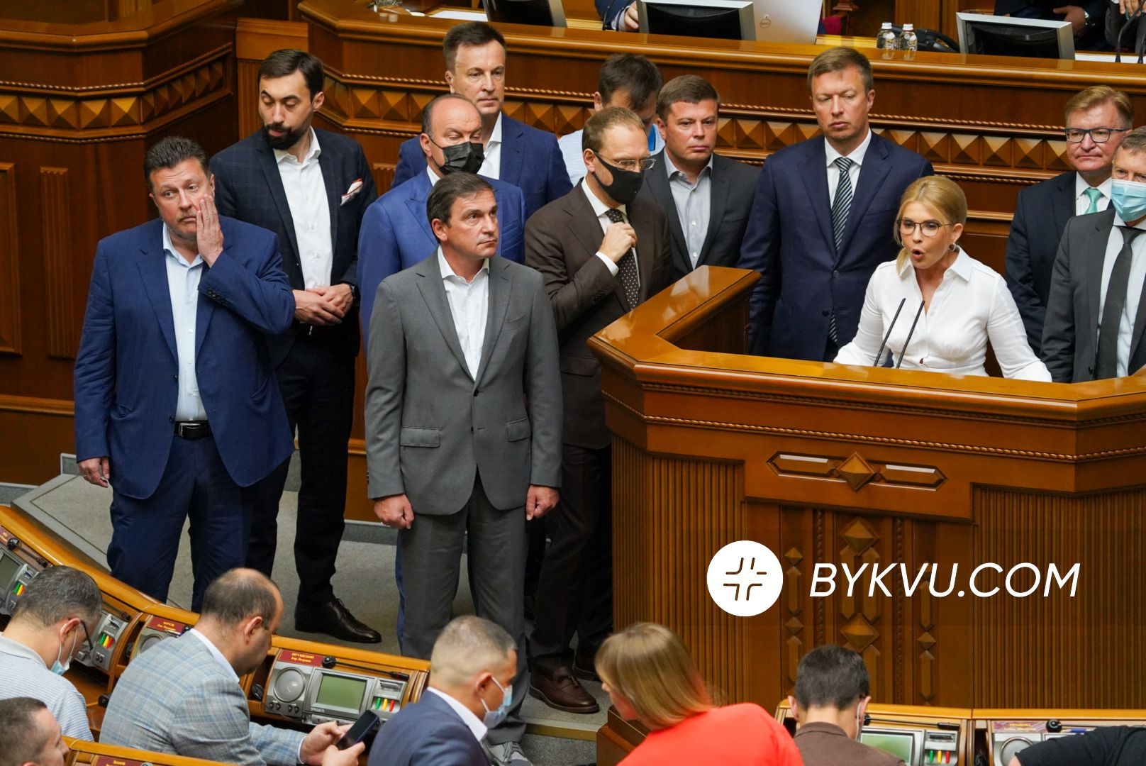 Верховна Рада 1 липня 2021
