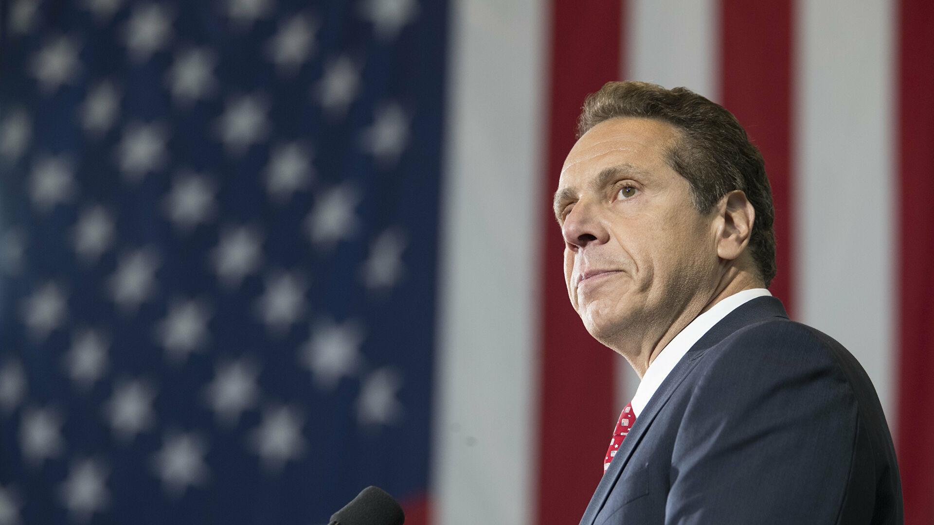 Губернатор Нью-Йорка Ендрю Куомо сексуально домагався 11 жінок, – прокурор