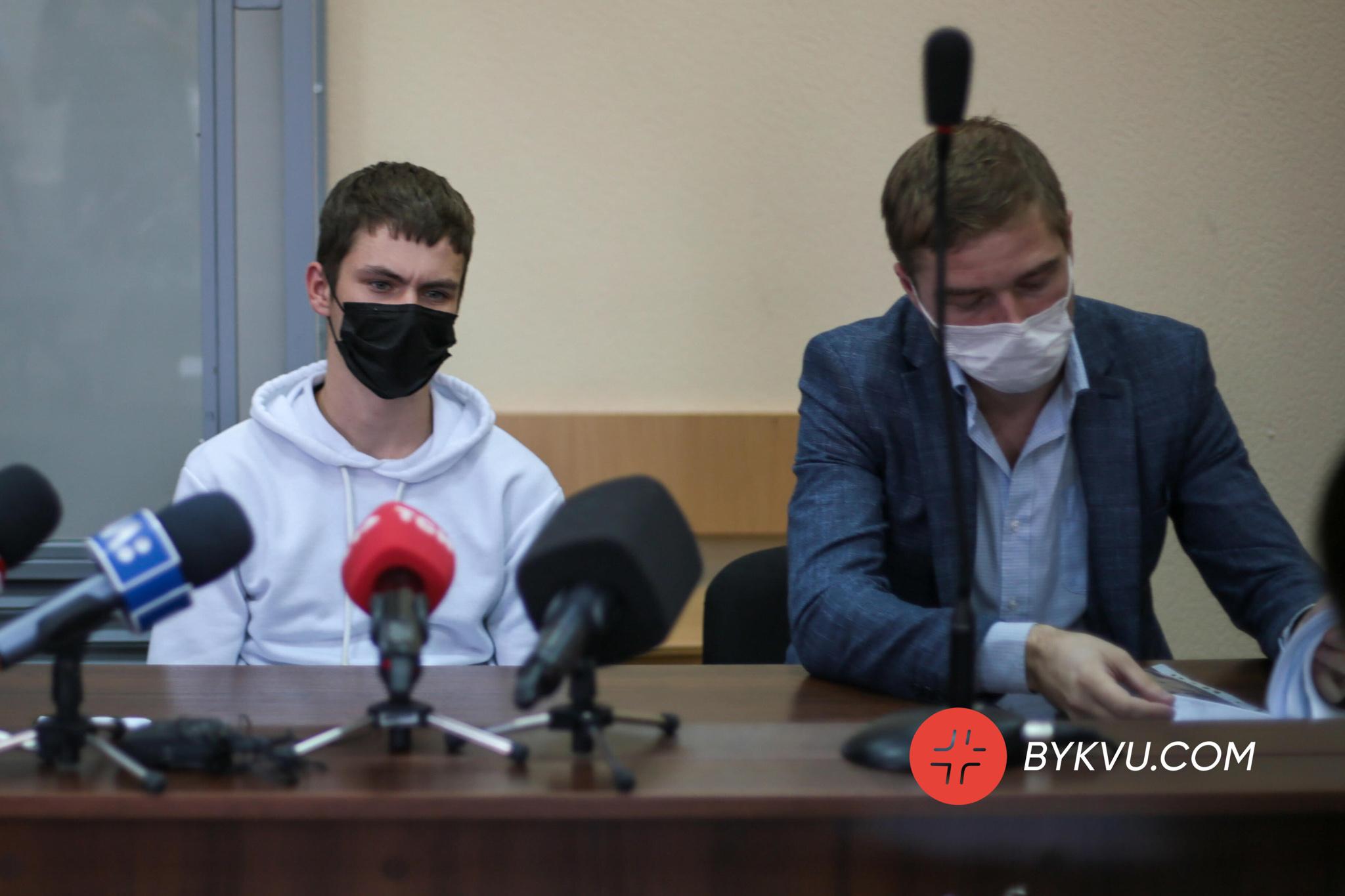 Напад на Олександра Кужельного_суд