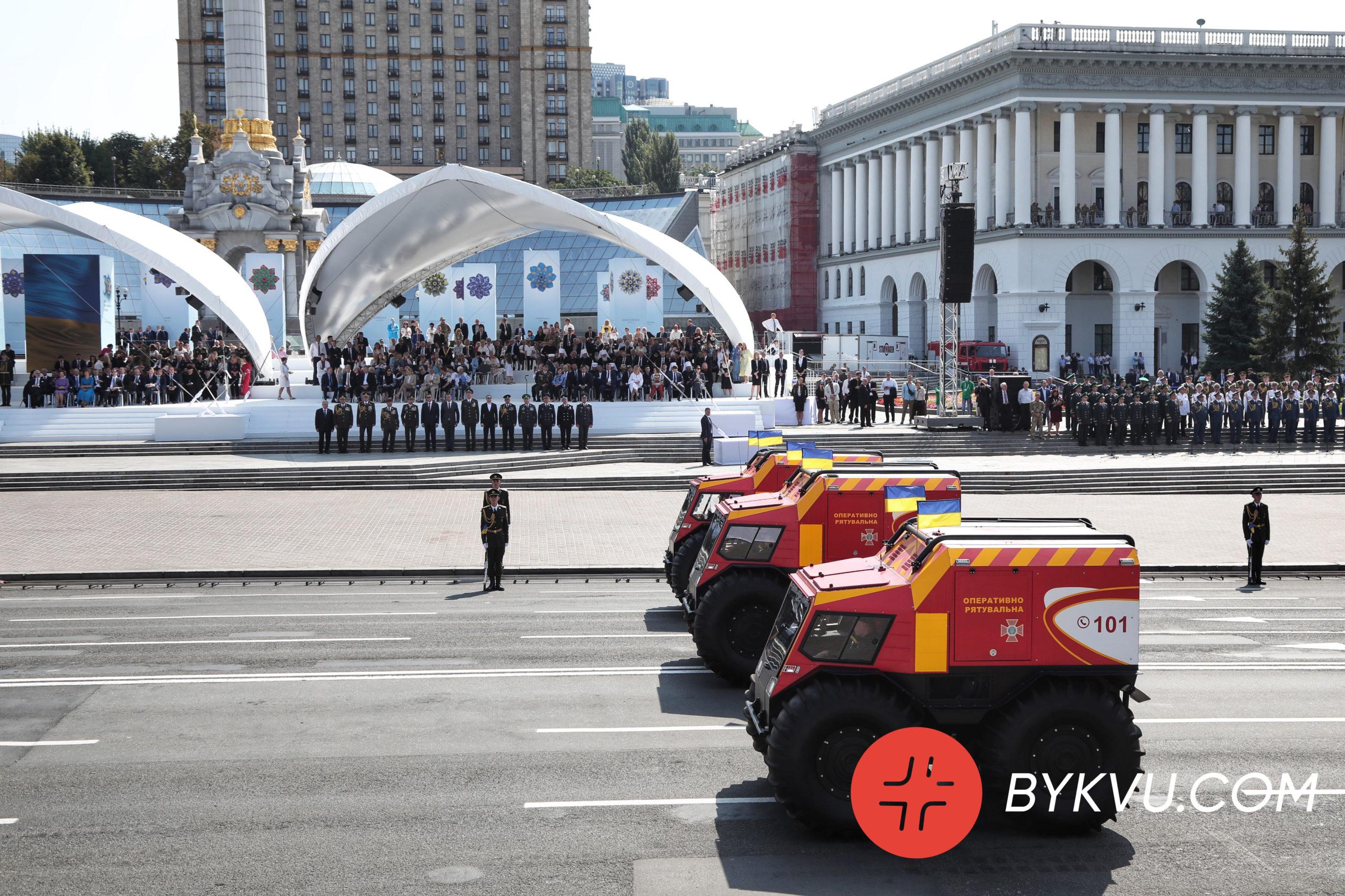 військова техніка_парад_Богун
