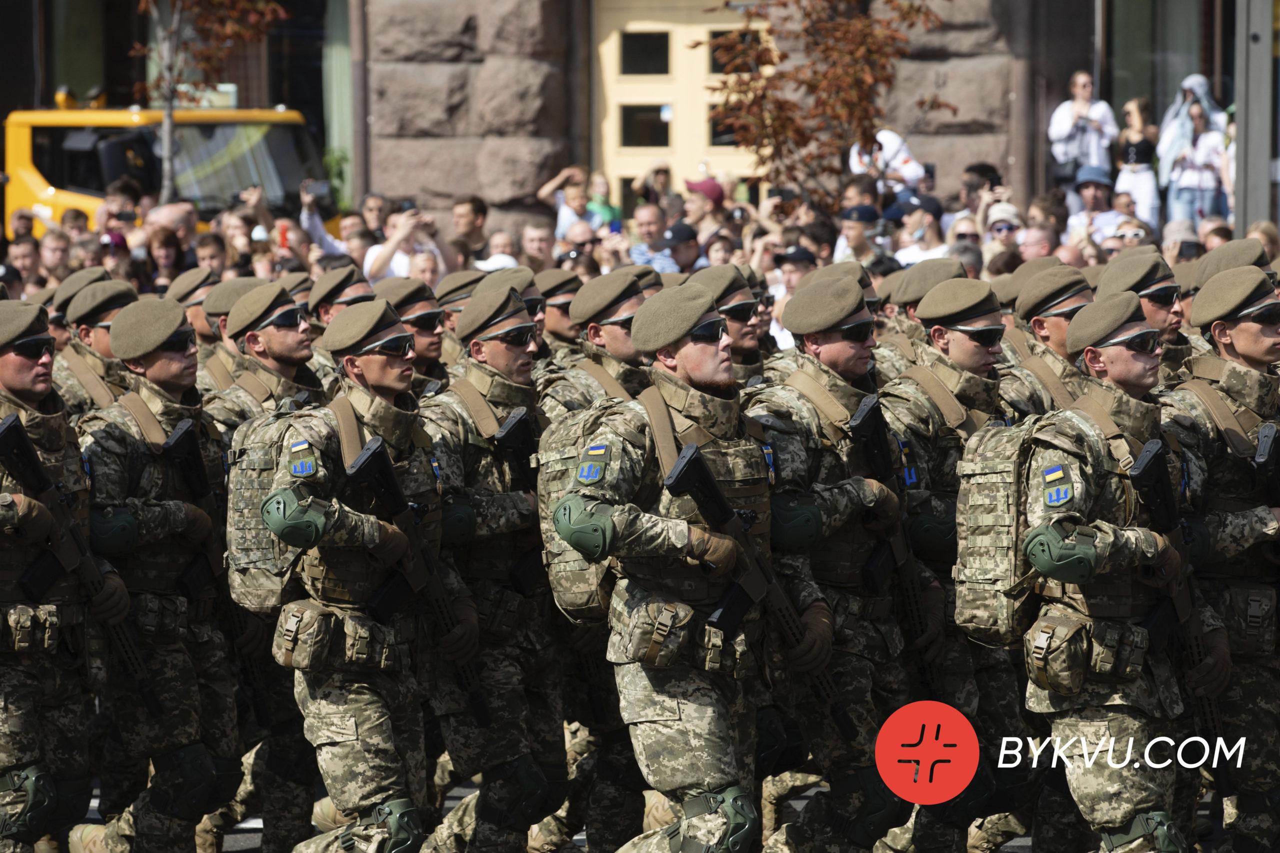 парад День Незалежності