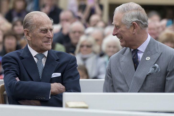 Принц Чарльз розповів про останню розмову з принцом Філіпом