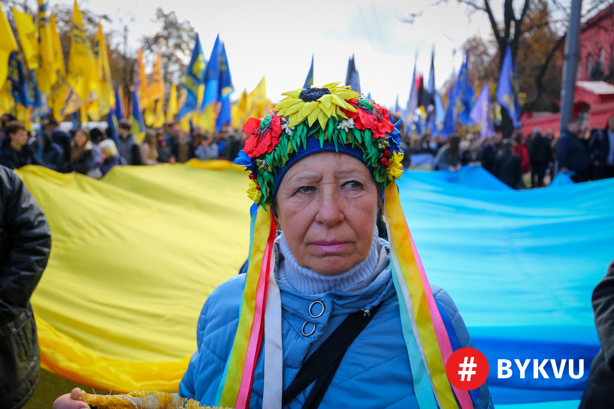 Марш УПА 14 жовтня 2021