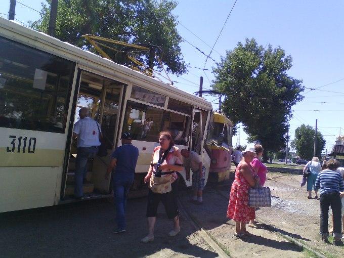 харьков трам