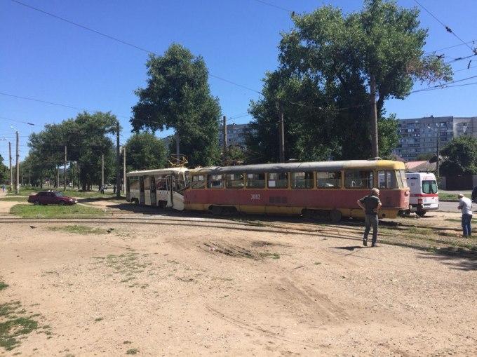 харьков трам1
