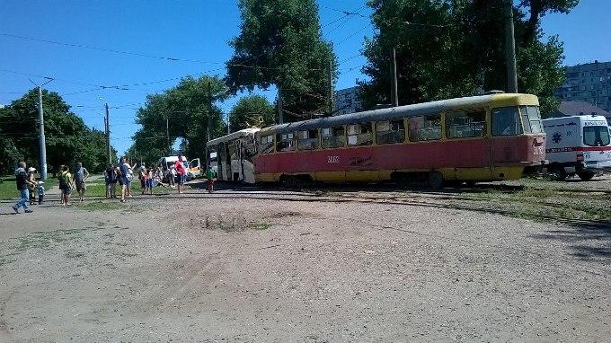 харьков трам4