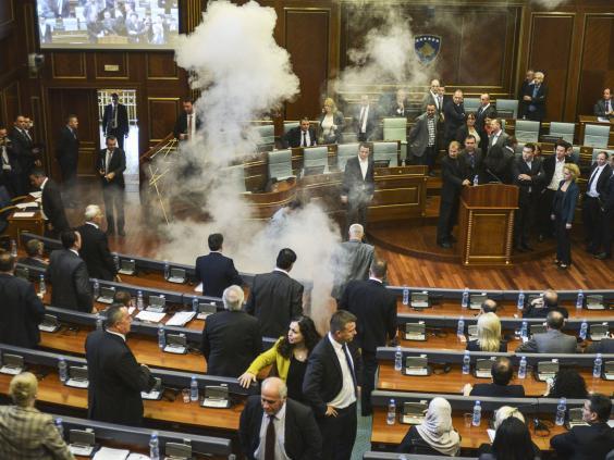 Parliament Kosovo