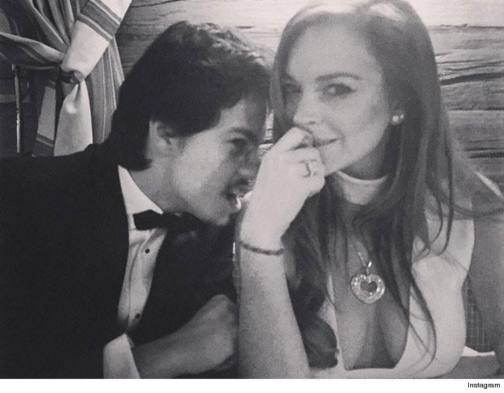 0411 lindsay lohan boyfriend egor instagram 4