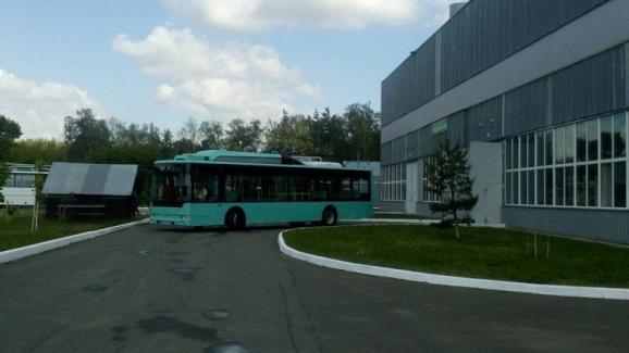 im578xAny тролейбус 2
