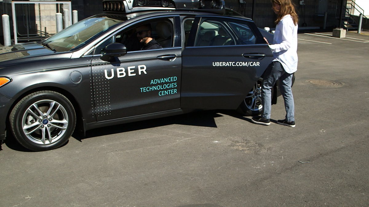 thats why the lucky few who are able to hail a self driving uber vehicle will still see a driver behind the wheel and an engineer in the passenger seat uber is aware there are situations in which a human may need to take