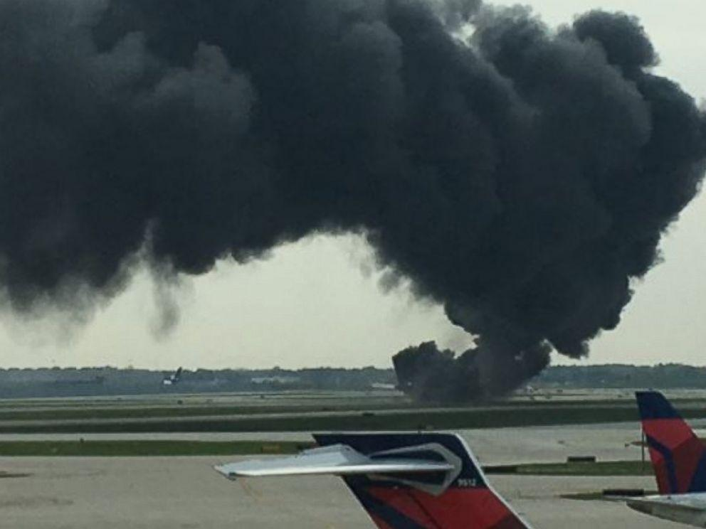 сначала фото горящего самолета из доминиканы подпиточных узлов обратным