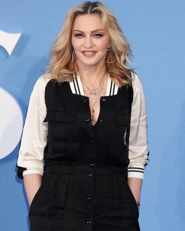 02MAY17 Madonna