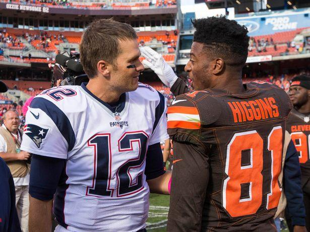 NFL New England Patriots at Cleveland Browns