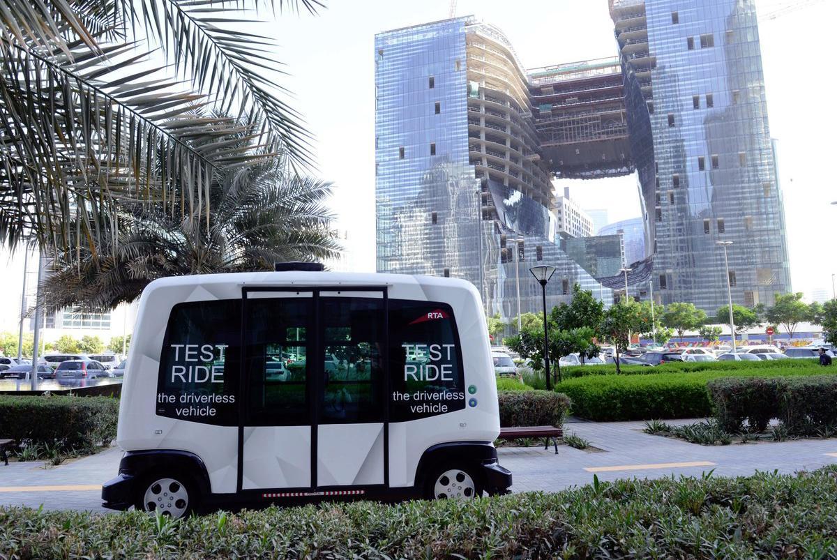 Driverless cars 4