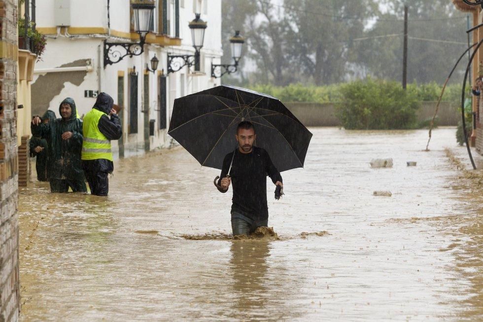 Картинки симпсонов, прикольные картинки про потоп