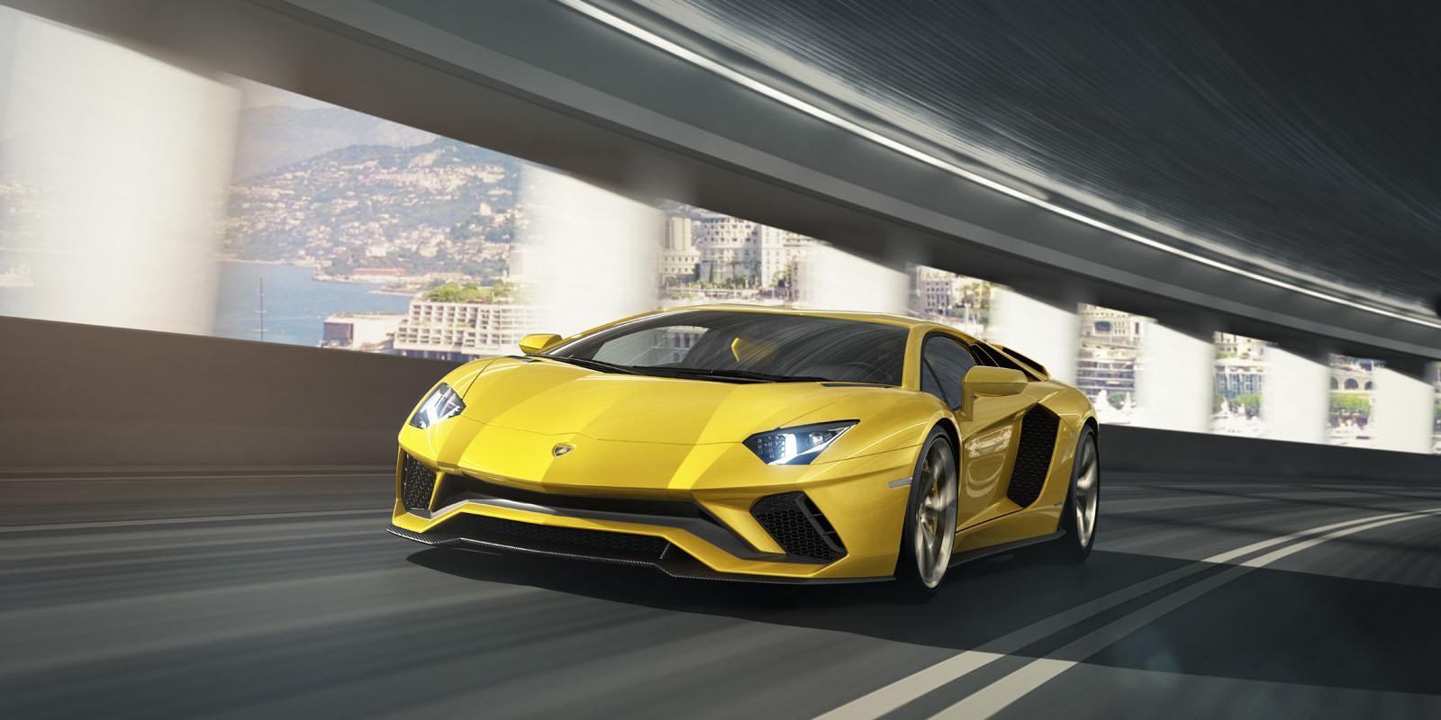 2018 Lamborghini Aventador S 13