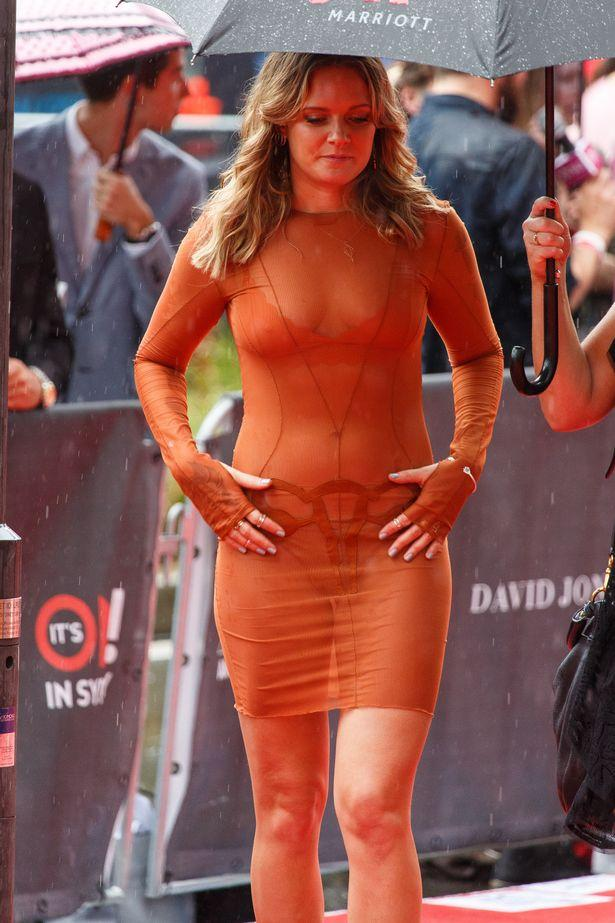 Tove Lo uterus dress ARIA Awards