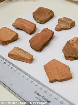 3C199BB100000578 4125184 Other findings at the site included various pieces of pottery as m 39 1484584544487