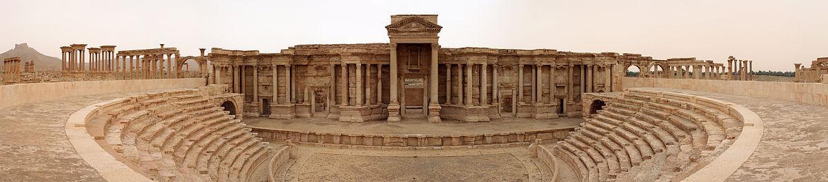 1200px Palmyre théâtre pano