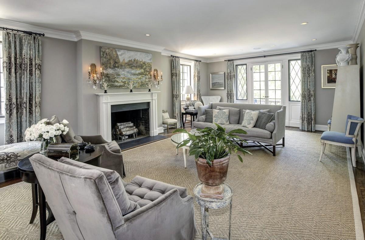 2446 Belmont Road NW Washington DC Obamas New Home Living Room 1200x788