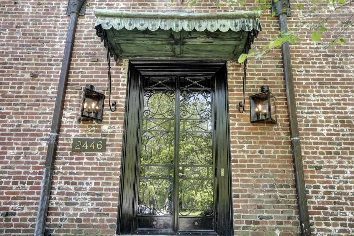 2446 Belmont Road Obamas New Home Front Door 1200x800