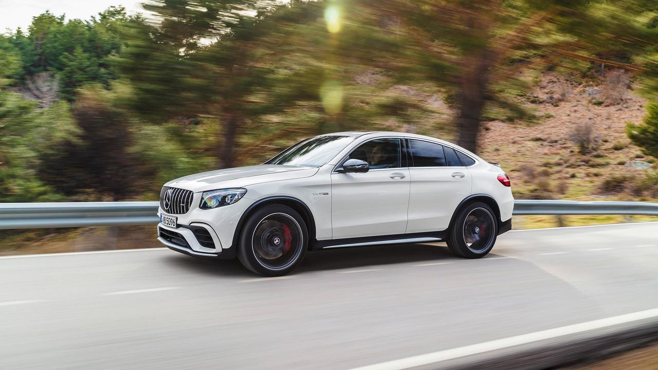 mercedes amg glc63 s coupe 1