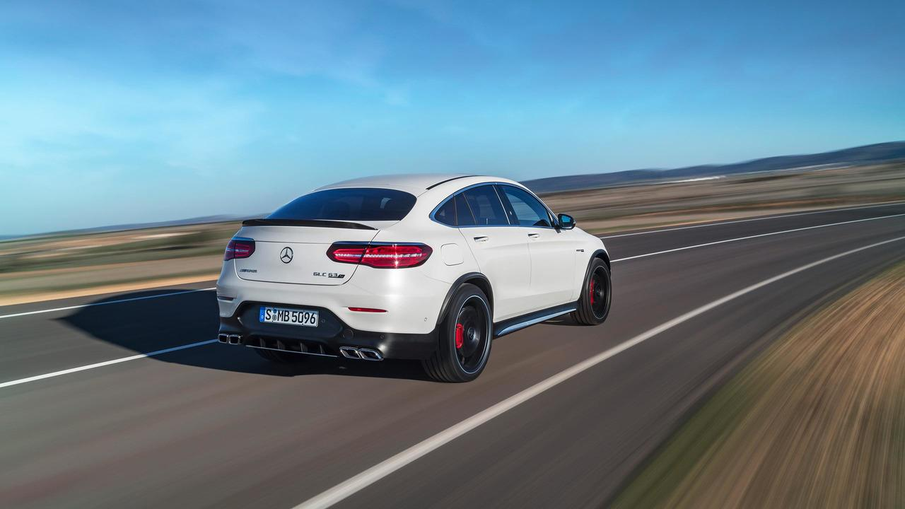mercedes amg glc63 s coupe 2