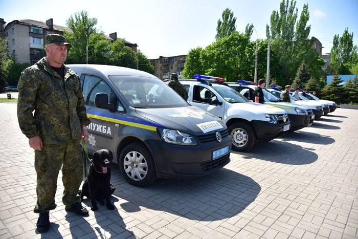 Донецкая область. Полиция_1