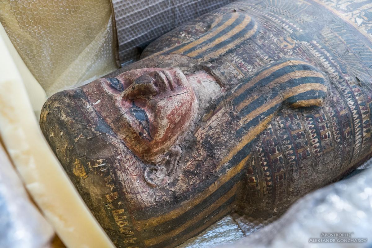 Киев. Древнеегипетские мумии_7