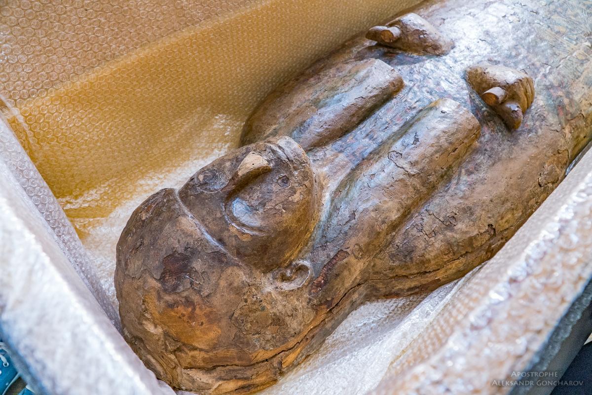Киев. Древнеегипетские мумии_11