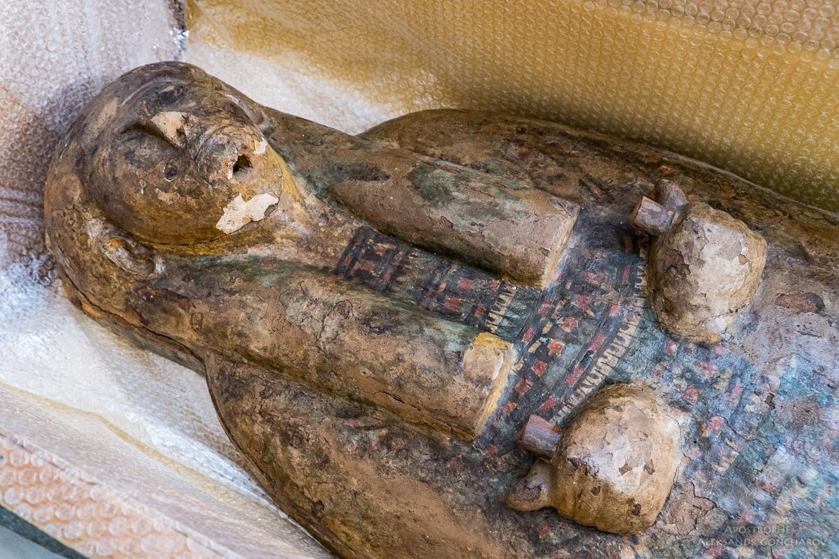 Киев. Древнеегипетские мумии_13