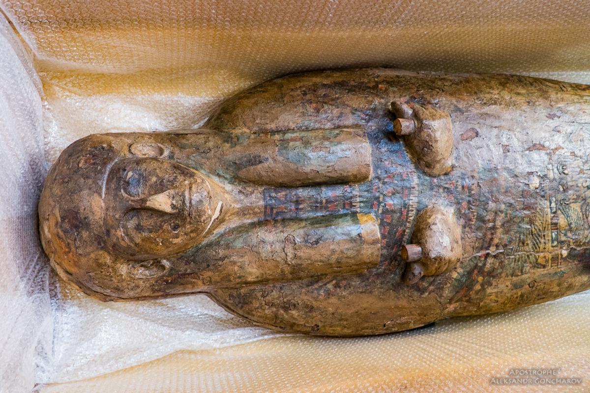 Киев. Древнеегипетские мумии_12